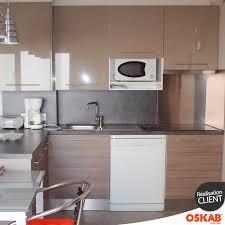 d馗oration cuisine ouverte cuisine ouverte avec bar bicolore meuble bas bois décor