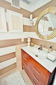 Whats A Powder Room Live Laugh Decorate The Hollywood Reveal Powder Room