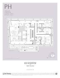 100 barrow street penthouse new york ny 10014 berkshire