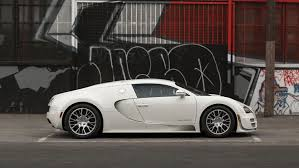 exotic last ever bugatti veyron super sport at auction cars247