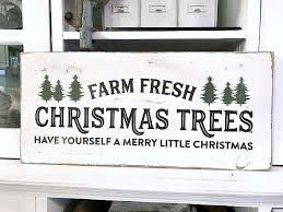 christmas signs homeroad how to make rustic christmas signs