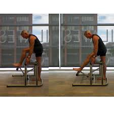 Pilates Chair Exercises Lower Body Workout With The Malibu Pilates Chair
