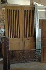Porte Entree Grande Largeur Portes Et Boiseries Antiquaire Décorateur Du Bâtiment Jean Guy