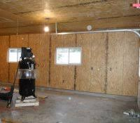 best walls for garage what to put on waterproof wall panels