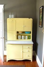 Narrow Hoosier Cabinet Soft Yellow Hoosier Cabinet With Flour Sifter Hoosier Cabinet