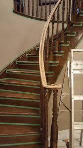 Oak Banister Makeover Oak Staircase Makeover Restyle4life