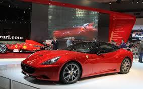 Ferrari California Specs - 2012 ferrari california specs and photots rage garage