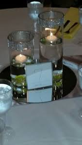 Cylinder Vase Centerpiece by Large Rose Cylinder Rose Candle Rose Petals And Centerpieces
