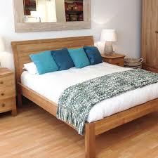 European Bed Frames Curve European Oak Beds