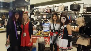 spirit halloween ri southport river island store gets in the fundraising spirit