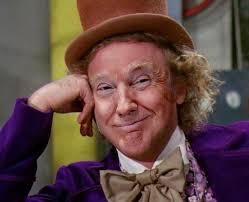 Willy Wonka Meme Picture - donald trump willy wonka meme generator imgflip