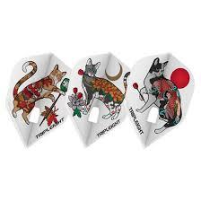 tattoo cat neko flight l chagne flight 888 tattoo neko cats shape aa darts shop