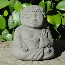 meditating buddha small designer garden shop