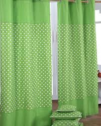 Green Kids Curtains Childrens Curtains Nursery Curtains Kids Curtains