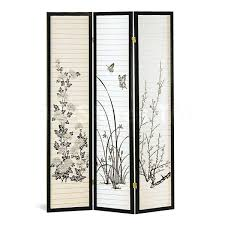 furniture gorgeous bamboo room divider as living room decorating