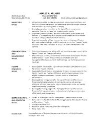 Shift Manager Resume Ashley Kruger Resume