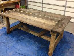 making a dining room table how to build a rustic dining room table large and beautiful photos