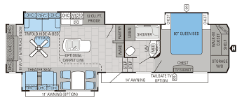 bunkhouse fifth wheel floor plans 2016 north point luxury fifth wheel floorplans u0026 prices jayco inc