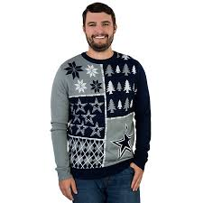 cowboys sweater dallas cowboys busy block sweater other