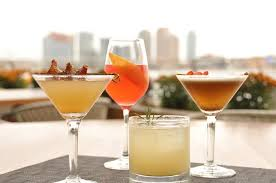 mocktail hour the best booze free mixed drinks in nyc