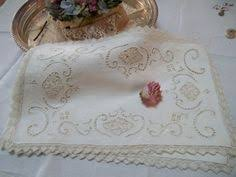 Shabby Chic Placemats by 6 Shabby Cottage Chic Ivory Rose Covered Quilted Style Placemats