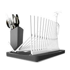 Dishes Rack Drainer The Forminimal Dish Rack By Black Blum
