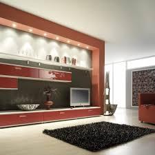 Wohnzimmer Beispiele Gemütliche Innenarchitektur Wandgestaltung Wohnzimmer Tapete