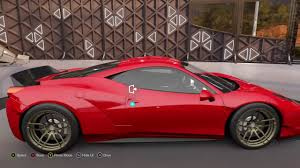 widebody ferrari forza horizon 3 widebody ferrari youtube