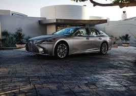 lexus full electric car 2018 lexus ls 500h powertrain detailed 140 km h top speed in