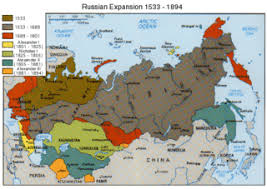 russia map before partition territorial evolution of russia