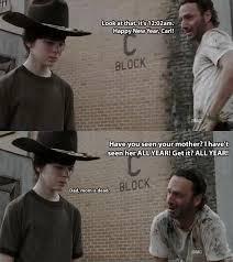 Meme Carl - 35 of the best walking dead carl meme coral dad jokes
