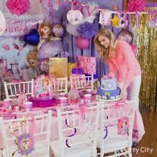 sofia the birthday party ideas sofia the favor cup idea party city