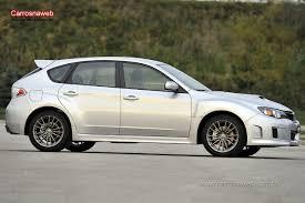 subaru hatchback 2011 subaru impreza hatch wrx 2 5 turbo 2011 ficha técnica