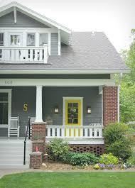 Best Paint For Exterior Door The Best Paint Colors For Your Front Door Front Doors Bricks