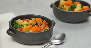 Recipe For Roasted Root Vegetables - root vegetables with tomatoes and kale