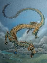 chinese dragon color by mirandapavelle on deviantart