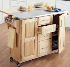 kitchen island rolling excellent our new kitchen cart im in love real simple kitchen