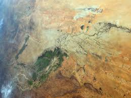 inland delta of the niger river image of the day
