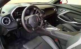 1999 Camaro Interior First Drive 2016 Chevrolet Camaro Testdriven Tv
