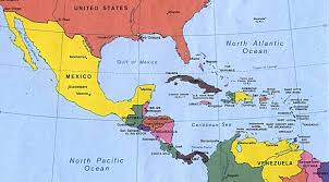 map of central and south america with country names map of central america and southern u s react to who is dayani