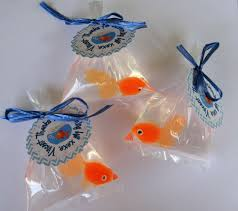 soap party favors 10 goldfish in a bag soap party favor carnival theme elmo theme