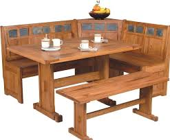 Marvelous Kitchen Table With Bench Back - Kitchen table bench
