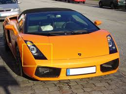 picture of lamborghini gallardo pair of lamborghini gallardo bright led parking lights