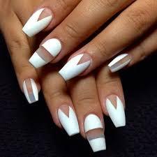 figuras geometricas uñas manicure con estilo geométrico make up
