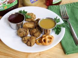 thanksgiving hours kroger 2 ingredient oven crisp chicken nuggets with honey dijon dipping