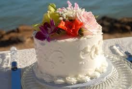 hawaii beach wedding cakes bridal dream hawaii