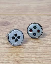 visit sony s kitchen for sony playstation official controller cufflinks free uk delivery
