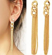 different types of earrings 15 popular indian earrings fashion jewellery