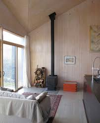 Prefab Guest House With Bathroom by Prefab Timber Cabin Offers Rustic Retreat And Killer Views In