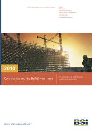 construction brochure 2010